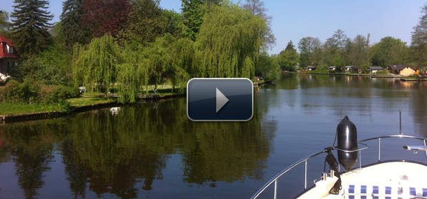 Video Traumhafte Yachtferien in Berlin Brandenburg